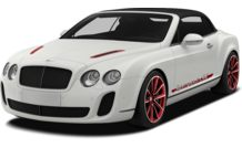 Colors, options and prices for the 2013 Bentley Continental Supersports