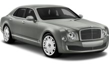 Colors, options and prices for the 2013 Bentley Mulsanne
