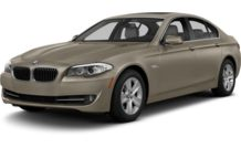 Colors, options and prices for the 2013 BMW 535