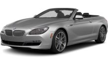 Colors, options and prices for the 2013 BMW 640