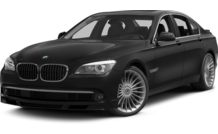 Colors, options and prices for the 2013 BMW ALPINA B7