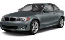 Colors, options and prices for the 2013 BMW 135