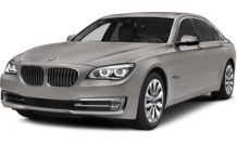Colors, options and prices for the 2015 BMW ActiveHybrid 7