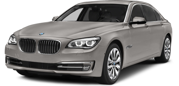 2013 BMW ActiveHybrid 740