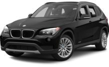 Colors, options and prices for the 2013 BMW X1