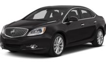 Colors, options and prices for the 2013 Buick Verano
