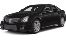 Colors, options and prices for the 2013 Cadillac CTS-V