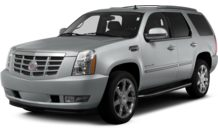 Colors, options and prices for the 2013 Cadillac Escalade