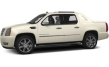 Colors, options and prices for the 2013 Cadillac Escalade EXT