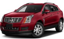 Colors, options and prices for the 2016 Cadillac SRX