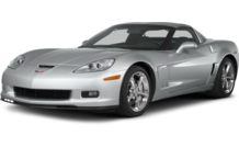 Colors, options and prices for the 2013 Chevrolet Corvette