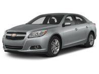 Brief summary of 2013 Chevrolet Malibu vehicle information