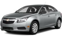 Colors, options and prices for the 2013 Chevrolet Cruze