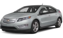 Colors, options and prices for the 2013 Chevrolet Volt