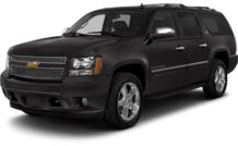 Colors, options and prices for the 2013 Chevrolet Suburban 2500