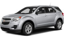 Colors, options and prices for the 2014 Chevrolet Equinox