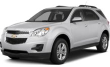 Colors, options and prices for the 2015 Chevrolet Equinox