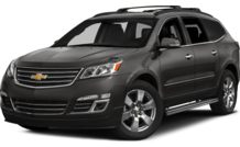 Colors, options and prices for the 2016 Chevrolet Traverse