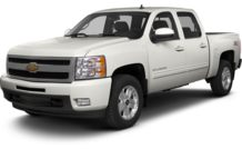 Colors, options and prices for the 2013 Chevrolet Silverado 1500