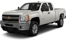 Colors, options and prices for the 2013 Chevrolet Silverado 2500HD