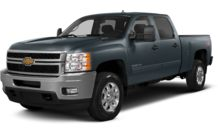 Colors, options and prices for the 2013 Chevrolet Silverado 3500HD