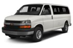 2013 Chevrolet Express 2500