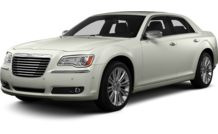 Colors, options and prices for the 2013 Chrysler 300C
