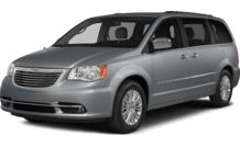 Colors, options and prices for the 2015 Chrysler Town & Country