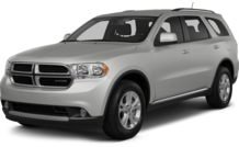 Colors, options and prices for the 2013 Dodge Durango