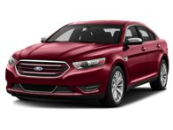 Brief summary of 2017 Ford Taurus vehicle information