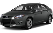 Colors, options and prices for the 2013 Ford Focus