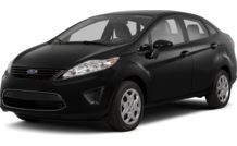 Colors, options and prices for the 2013 Ford Fiesta