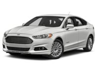 Brief summary of 2013 Ford Fusion Hybrid vehicle information
