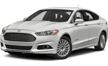 Colors, options and prices for the 2016 Ford Fusion Hybrid