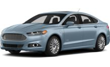 Colors, options and prices for the 2013 Ford Fusion Energi