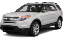 Colors, options and prices for the 2013 Ford Explorer