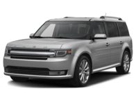 Brief summary of 2016 Ford Flex vehicle information