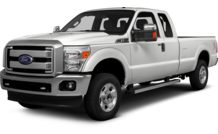Colors, options and prices for the 2013 Ford F-250