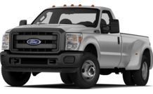 Colors, options and prices for the 2013 Ford F-350