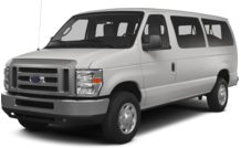 Colors, options and prices for the 2013 Ford E-150
