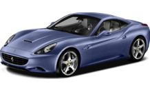 Colors, options and prices for the 2013 Ferrari California