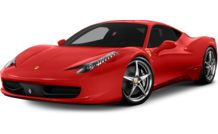 Colors, options and prices for the 2015 Ferrari 458 Italia