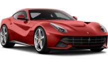 Colors, options and prices for the 2013 Ferrari F12berlinetta