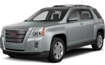 Colors, options and prices for the 2013 GMC Terrain