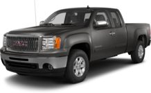 Colors, options and prices for the 2013 GMC Sierra 1500