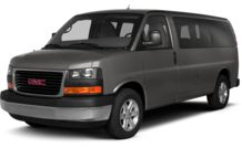 Colors, options and prices for the 2013 GMC Savana 1500