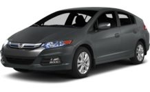 Colors, options and prices for the 2013 Honda Insight