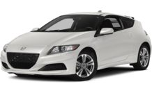 Colors, options and prices for the 2014 Honda CR-Z