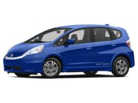 Brief summary of 2013 Honda Fit EV vehicle information