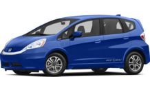 Colors, options and prices for the 2013 Honda Fit EV